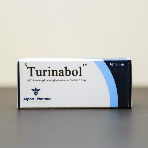 Turinabol Chlorodehydromethyltestosterone